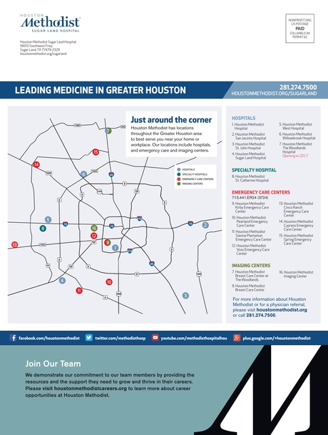 Leading Medicine - Fall 2016 - Sugar Land