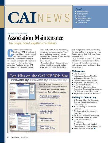 Condo Media - February 2011