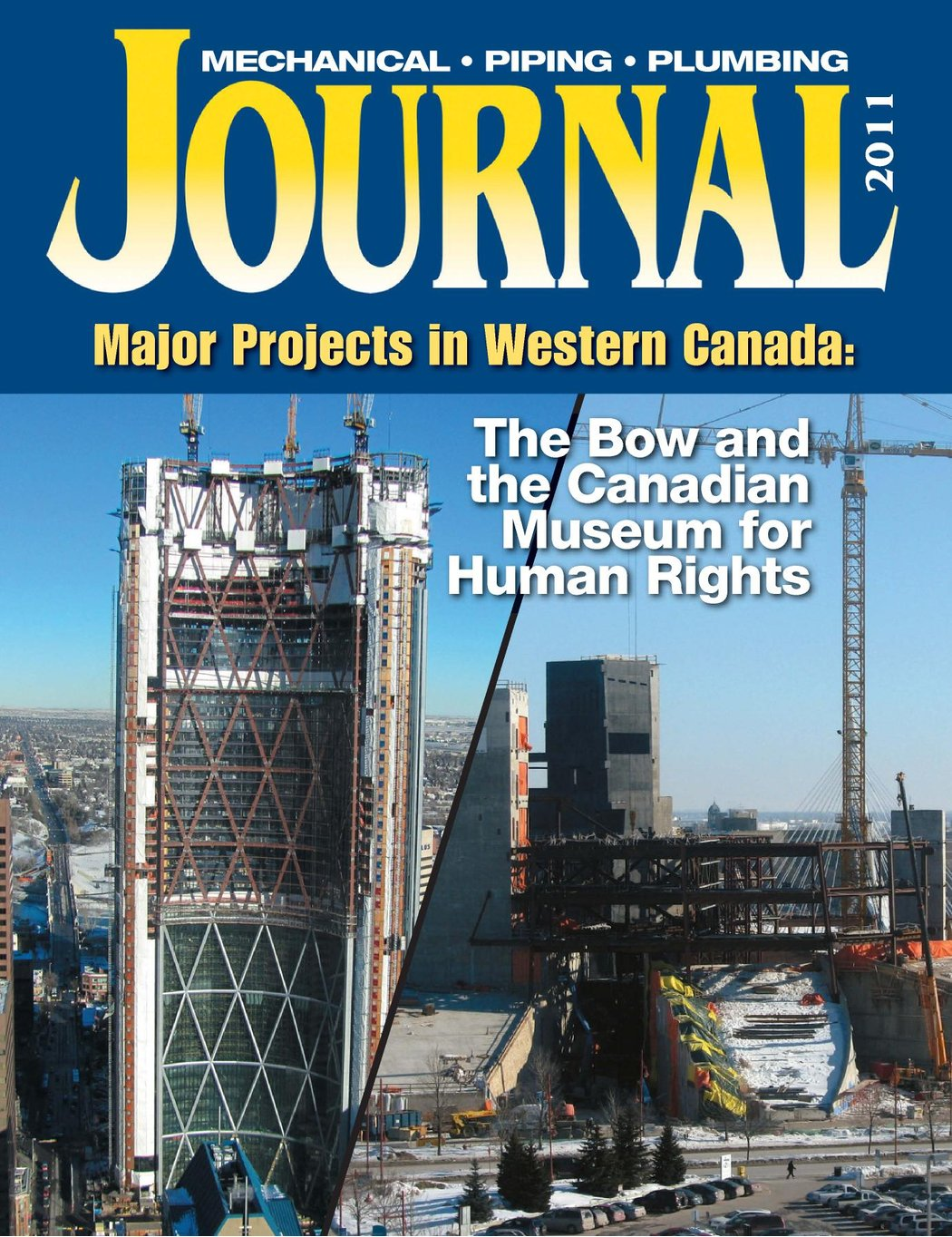 Mechanical Piping Plumbing Journal 2011