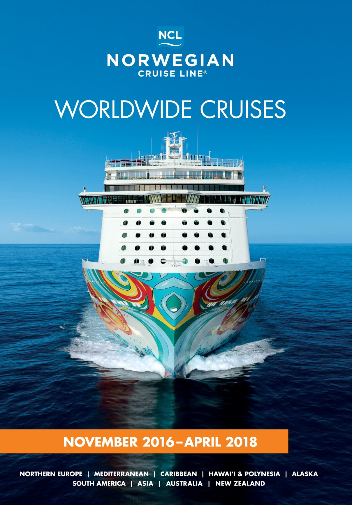 Worldwide Cruising Guide November April CE - April cruises