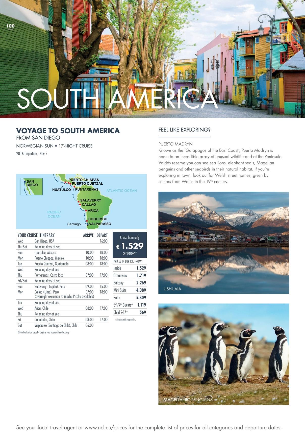 Worldwide Cruising Guide - November 2016 - April 2018 - CE