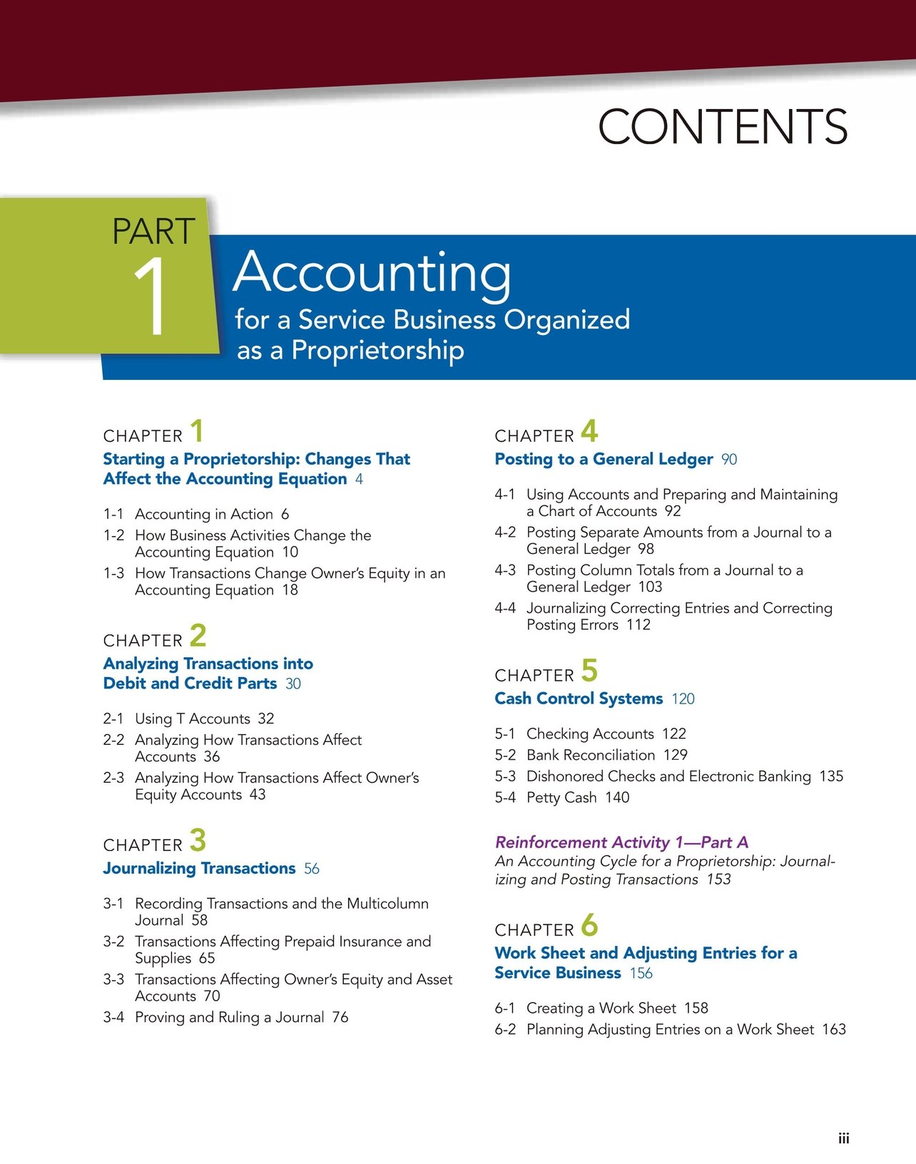 3 accounting activities