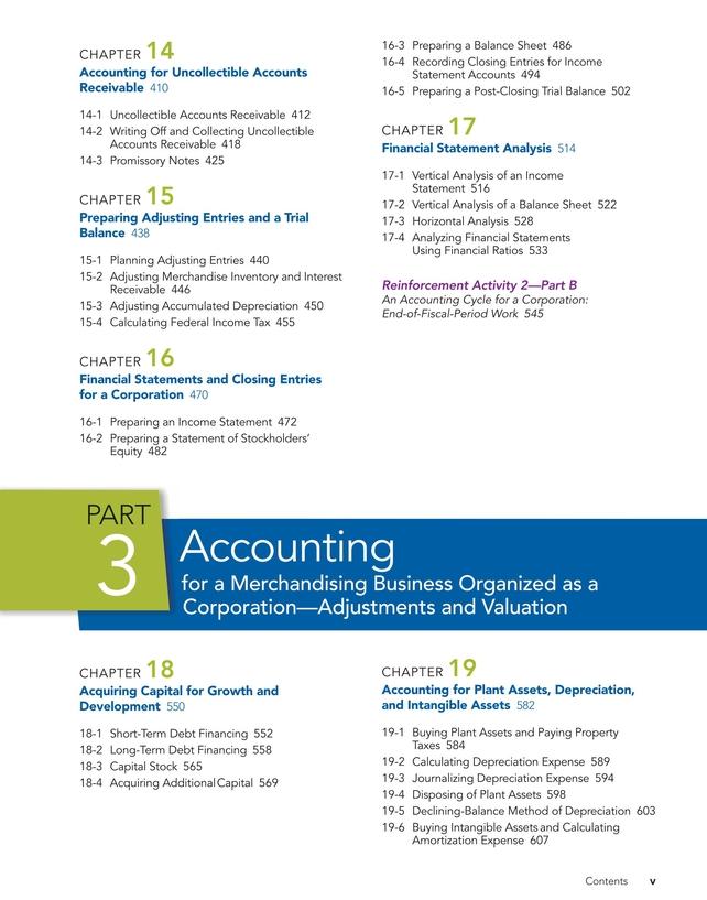 Century 21 Accounting Multicolumn Journal 11e