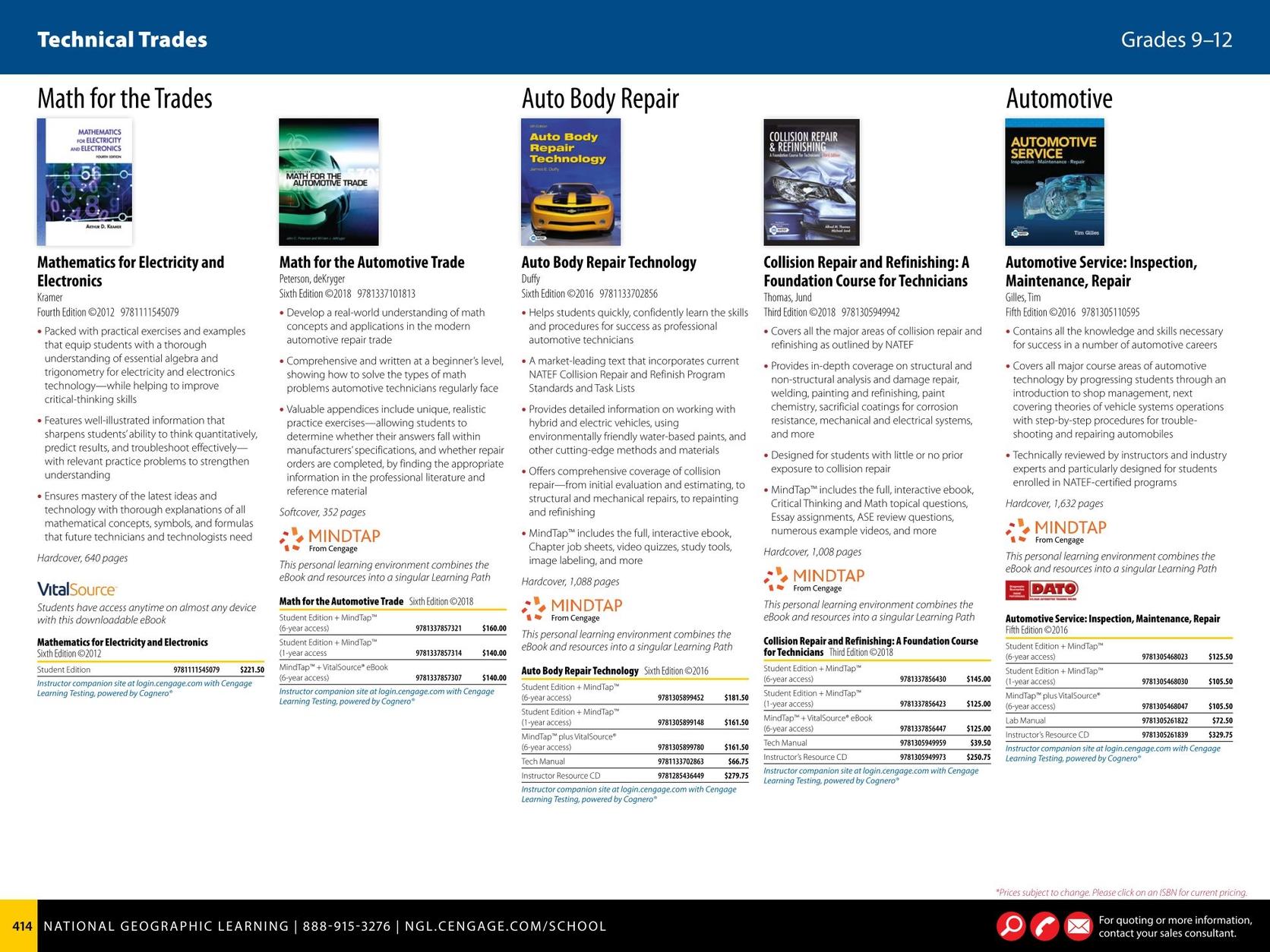 Collision repair estimating manual ebook array grades 9 12 2017 2018 career and technical education catalog rh nxtbook fandeluxe Gallery
