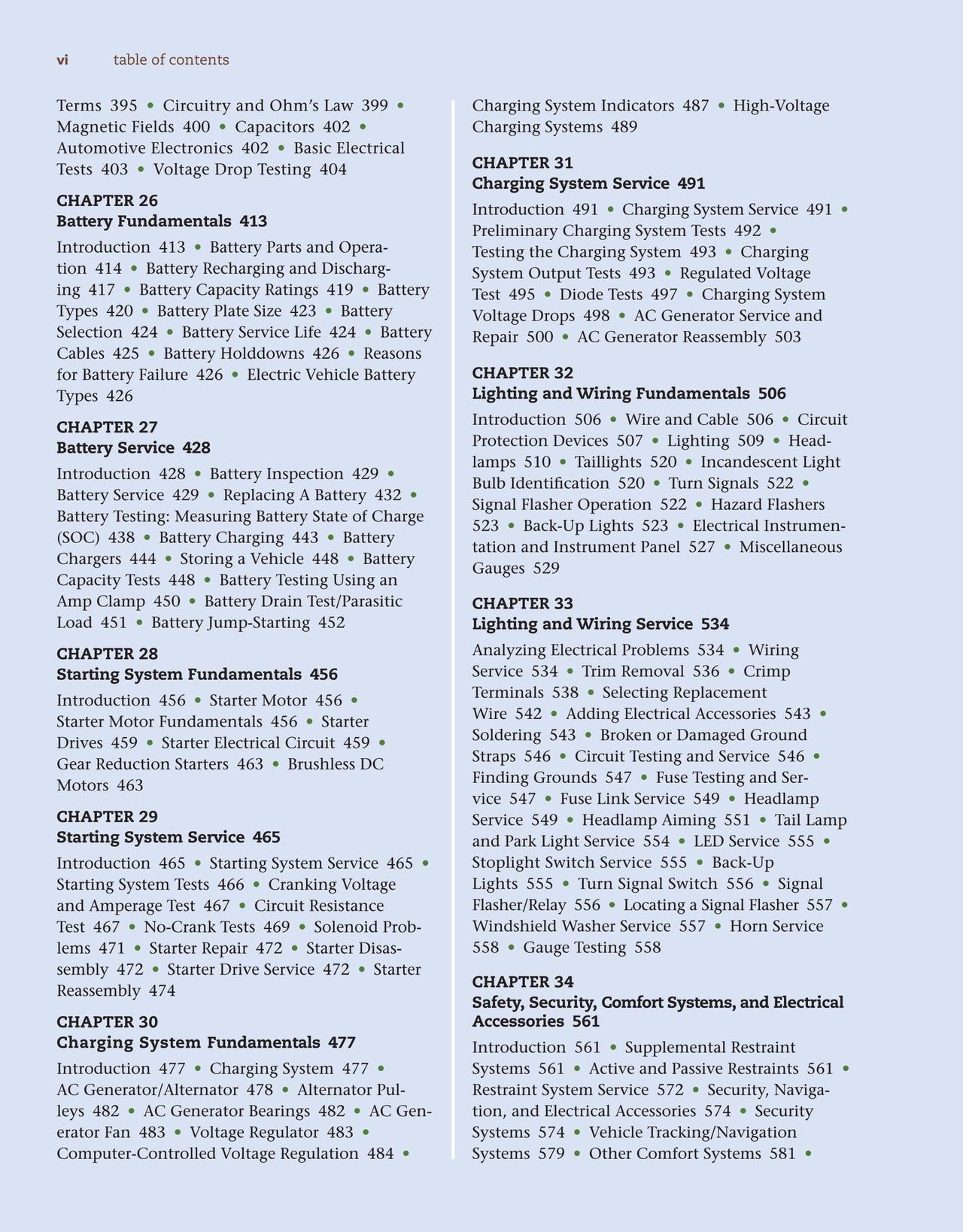 Automotive Service 5e Gilles Auto Wiring Accessories