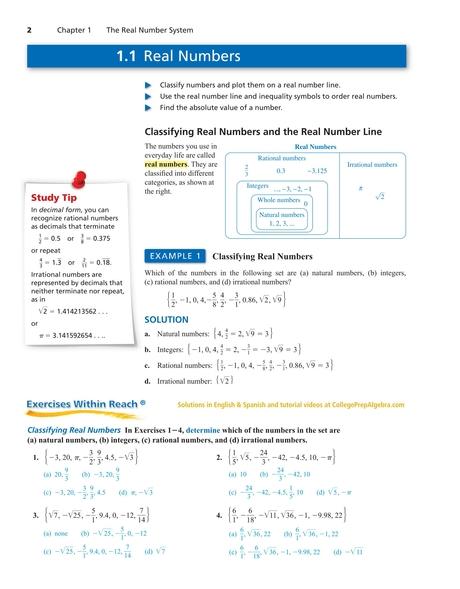 College Prep Algebra 2