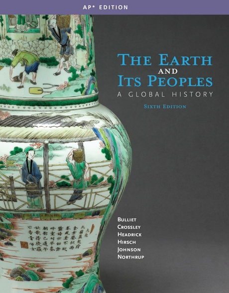 The earth and its peoples.