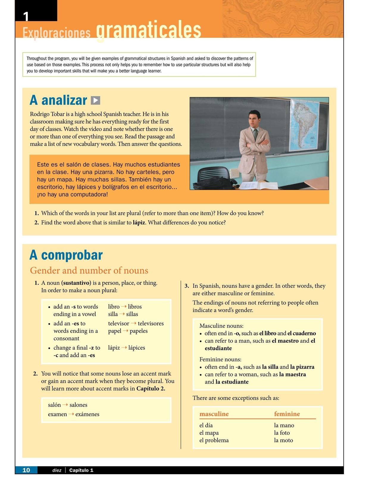 Exploremos Sampler - Levels 1 and 3
