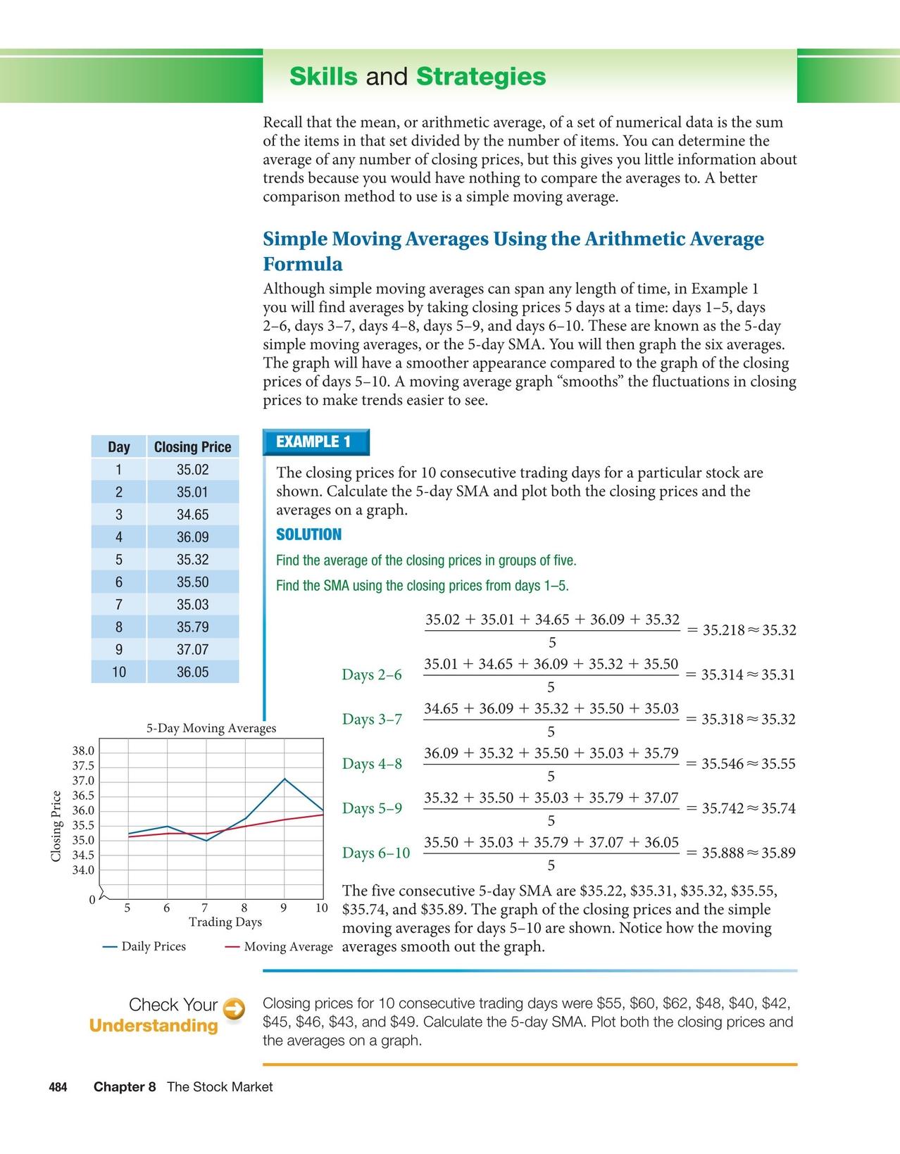 Financial Algebra: Advanced Algebra with Financial