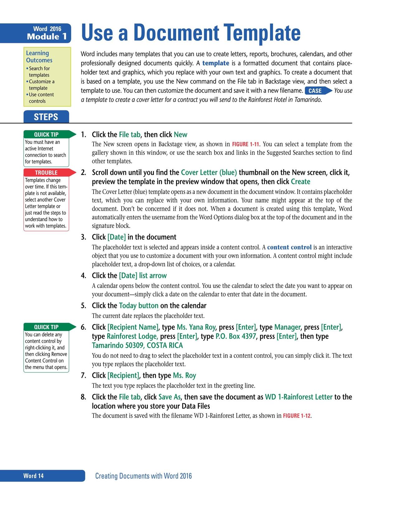 Microsoft Office 365 Intermediate Cashman