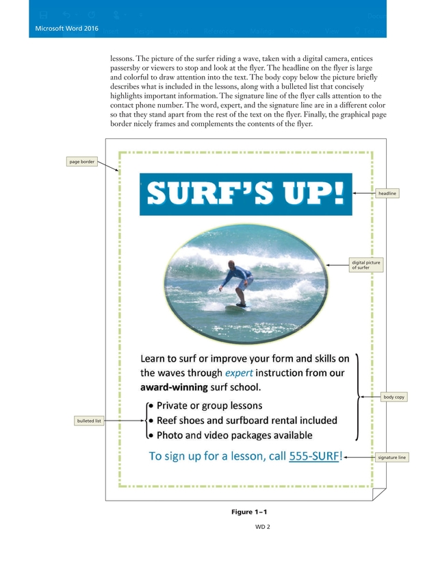surfs up flyer oker whyanything co