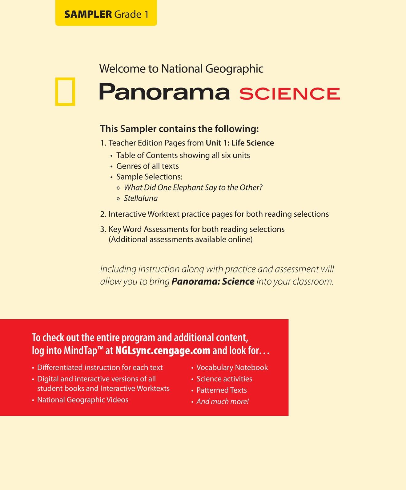 Panorama Science Te English Cc Gr 1