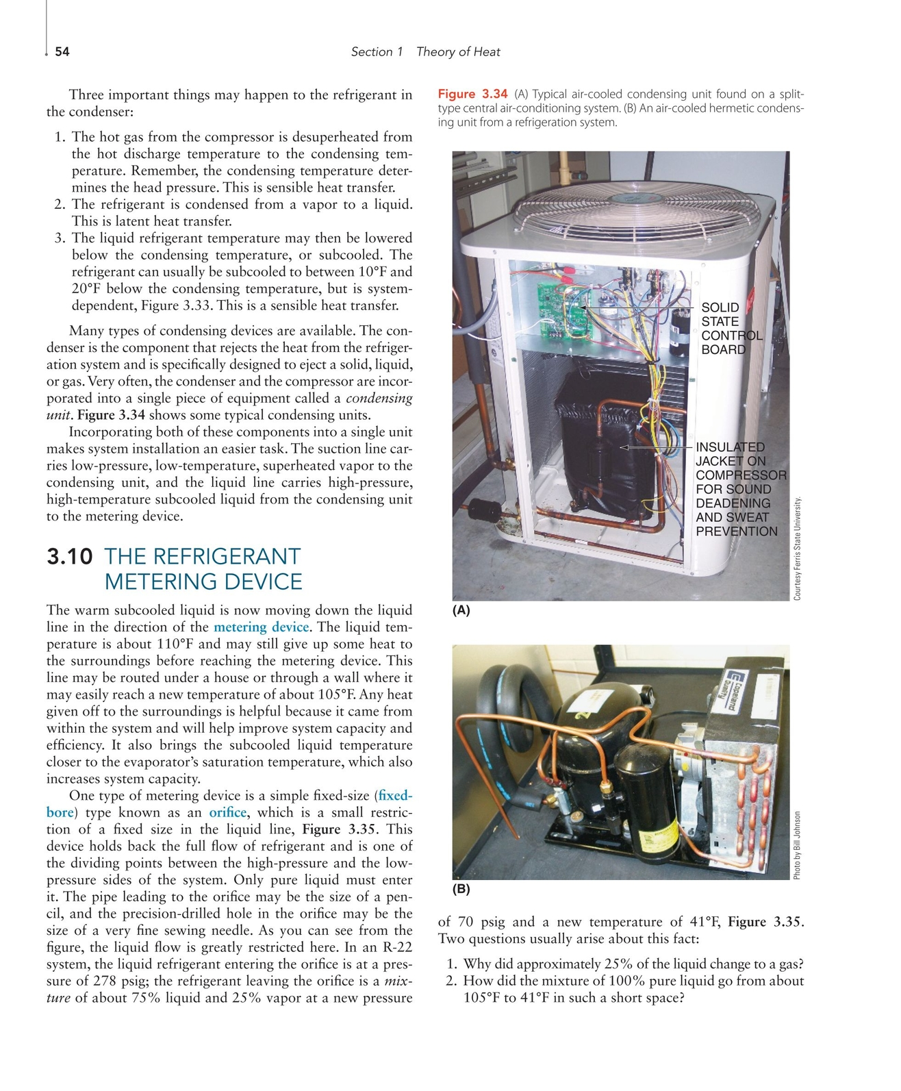 Refrigeration Air Conditioning Technology 8e Installation Condensing Unit And System