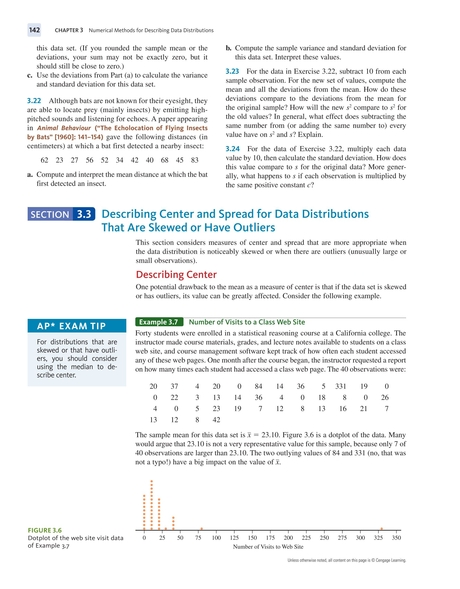 Statistics - Learning from Data
