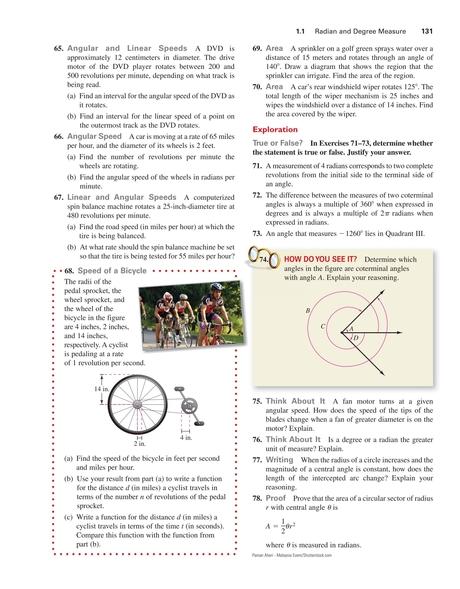 Trigonometry 9e