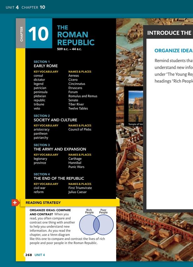 World History Sampler