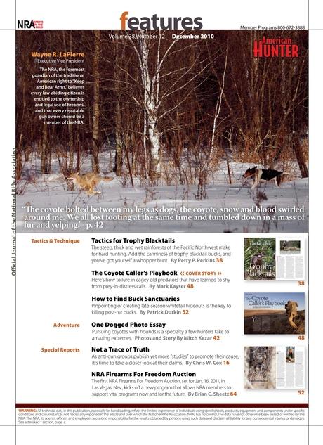 American Hunter - December 2010