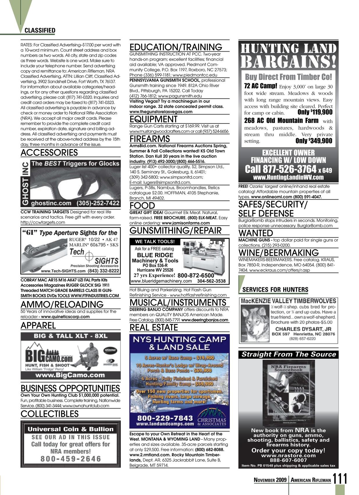 American Rifleman November 2009 Marlin Model 60 Parts Schematic Further 795 Diagram
