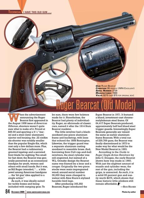 American Rifleman - December 2009