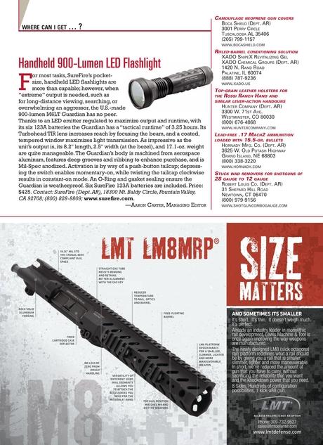 American Rifleman - June 2012