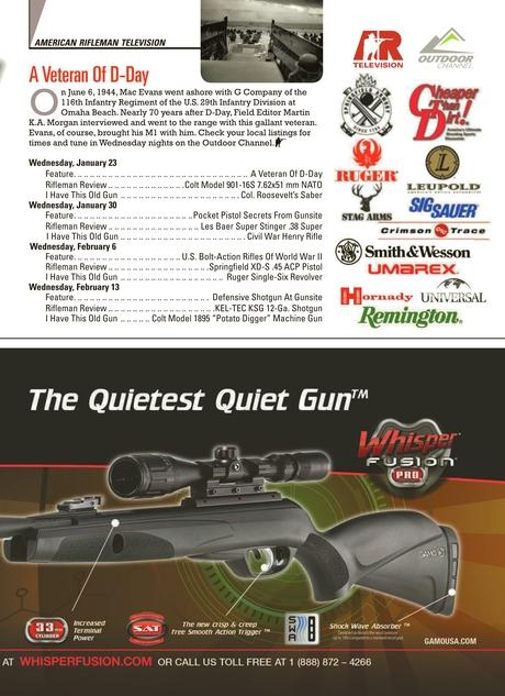 American Rifleman - February 2013