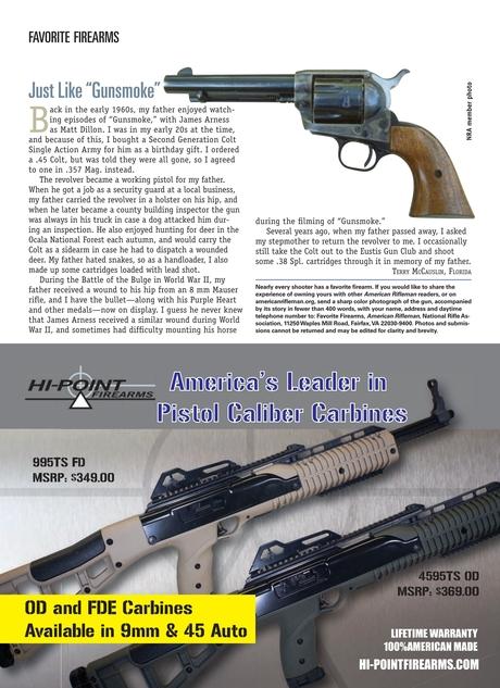 American Rifleman - January 2018