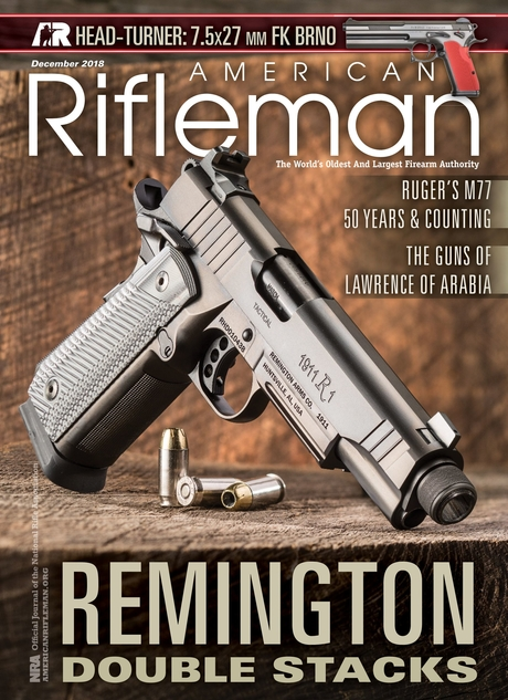 American Rifleman December 2018