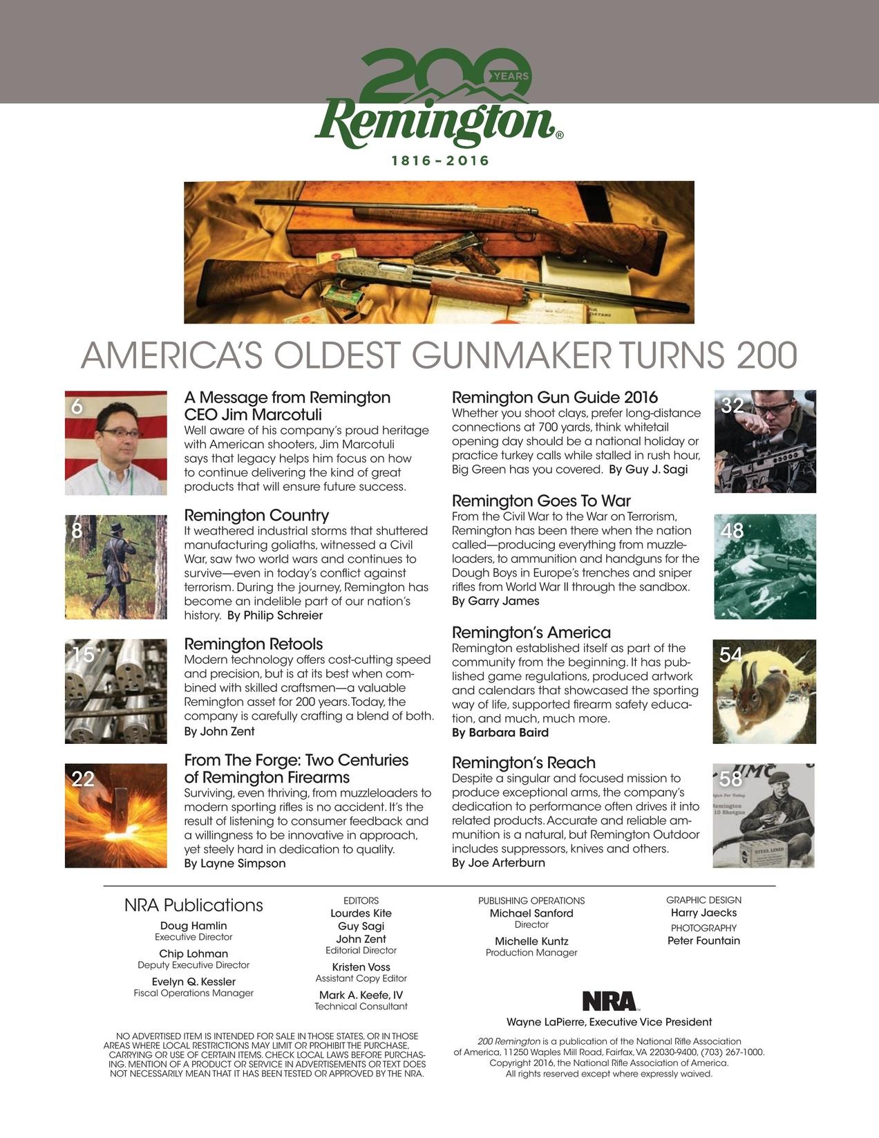 remington 1816 2016