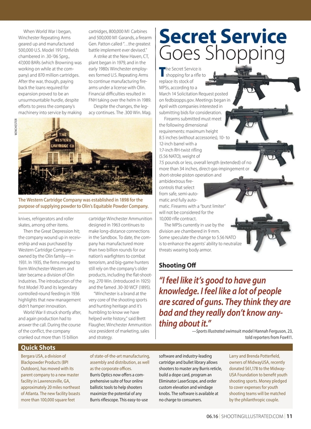Shooting Illustrated - June 2016