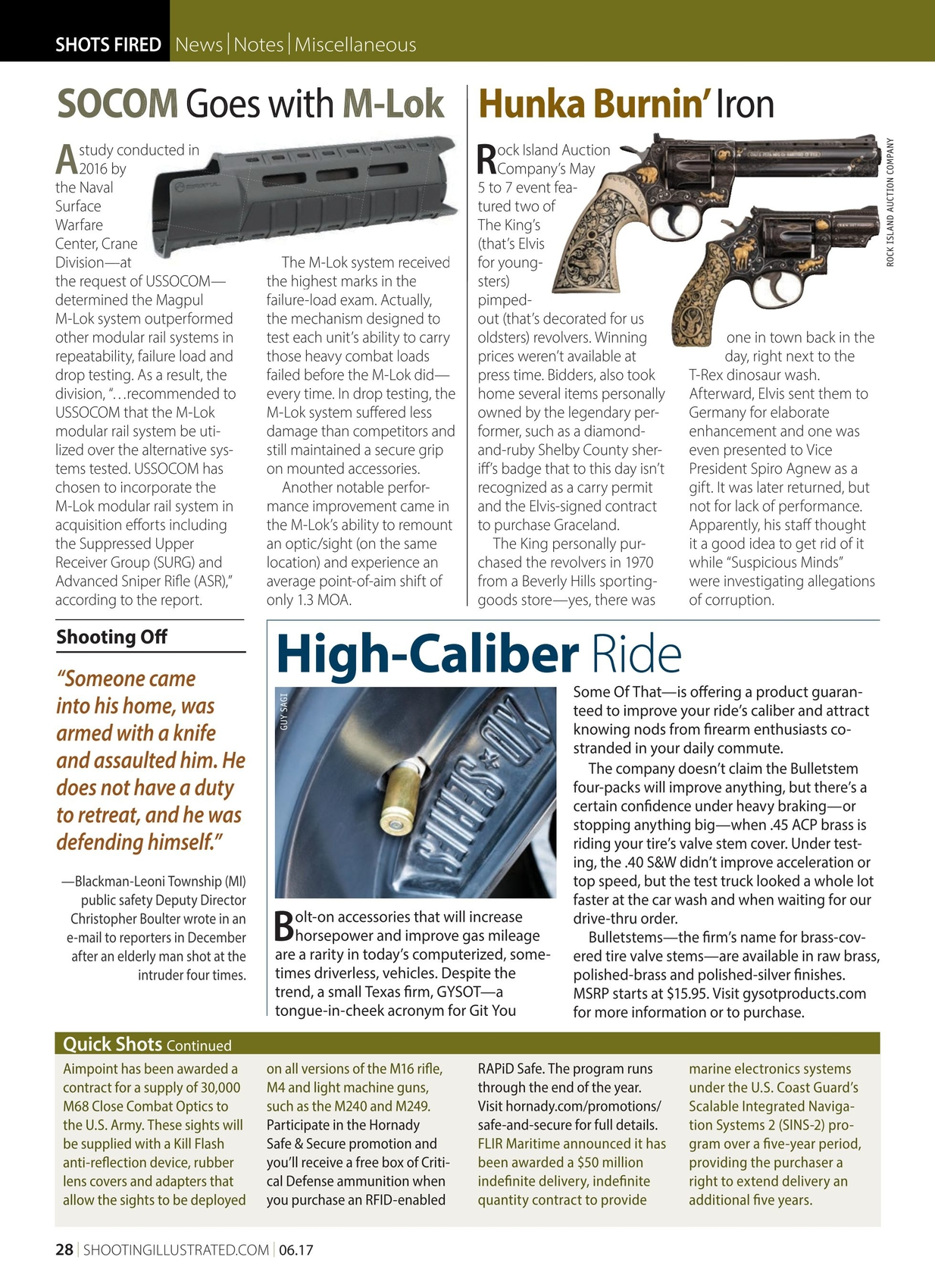 shooting illustrated june 2017