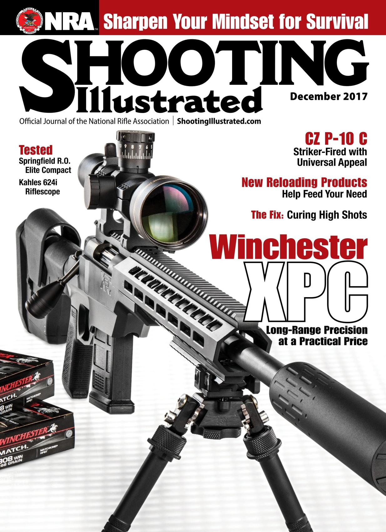 5e445f379e0 Shooting Illustrated - December 2017