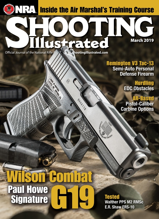 Shooting Illustrated - March 2019