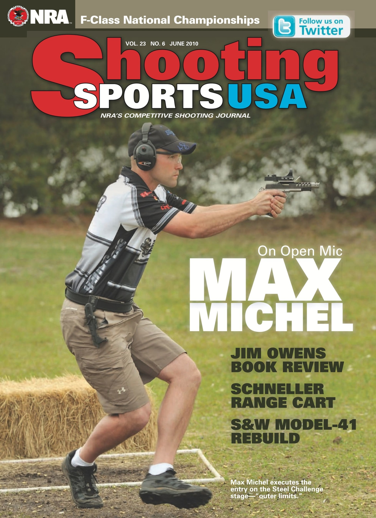 Shooting Sports USA - June 2010