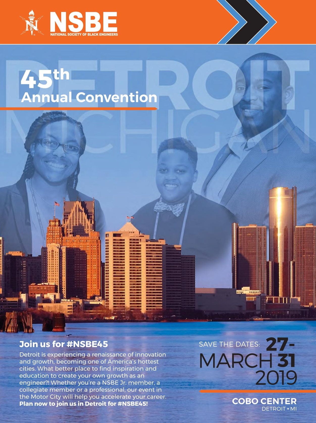 NSBE - Convention 2018