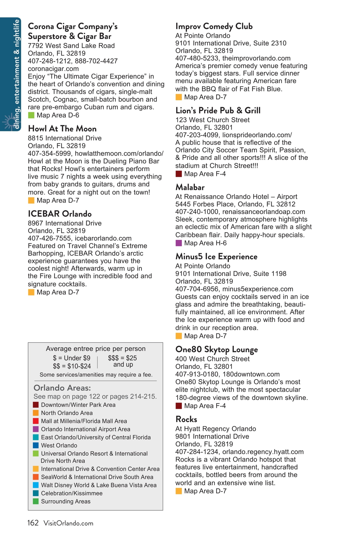 Orlando Official Visitors Guide 2018