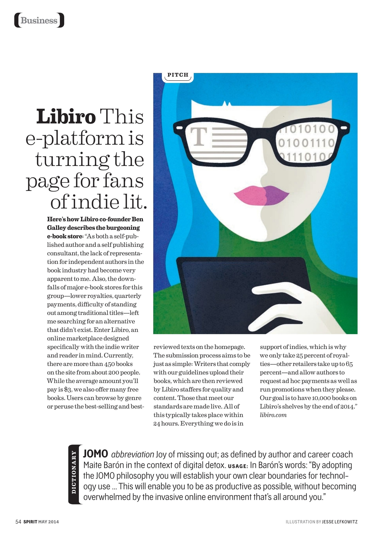 Spirit Magazine - May 2014