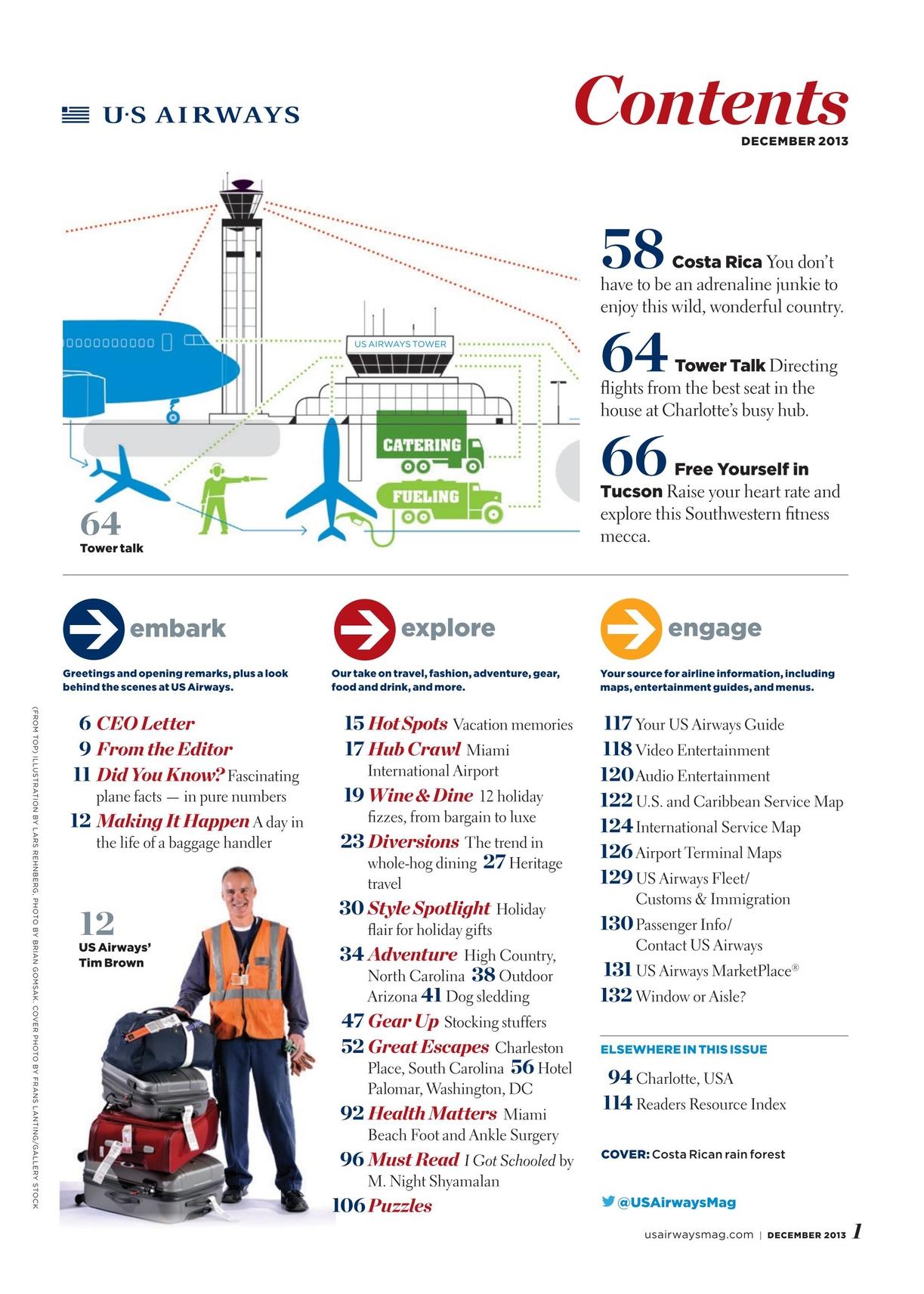 US Airways - December 2013