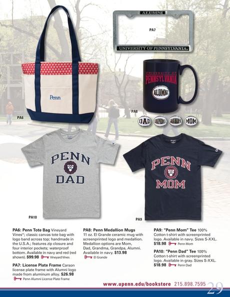 2a81da3f61a3 Treasures of Penn