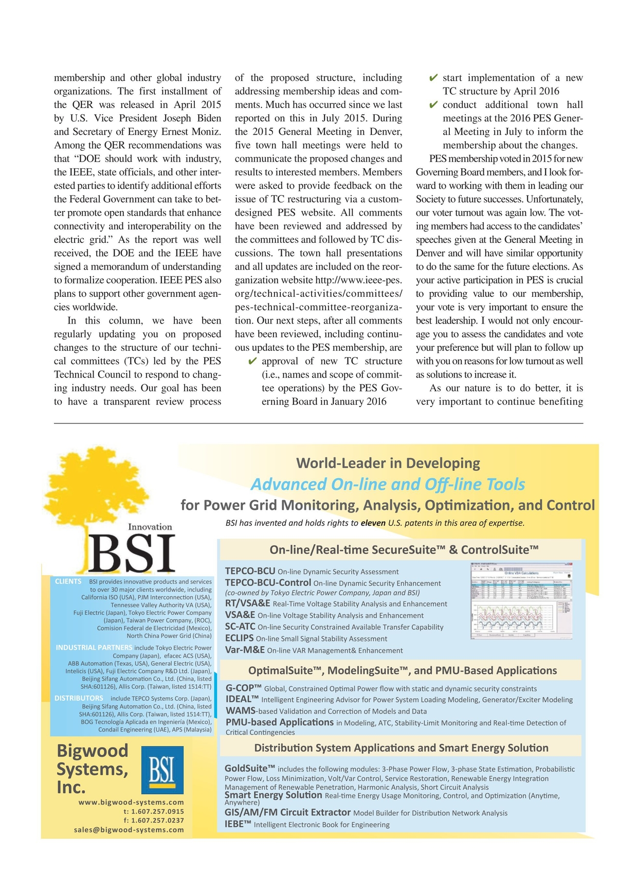 IEEE Power & Energy Magazine - January/February 2016