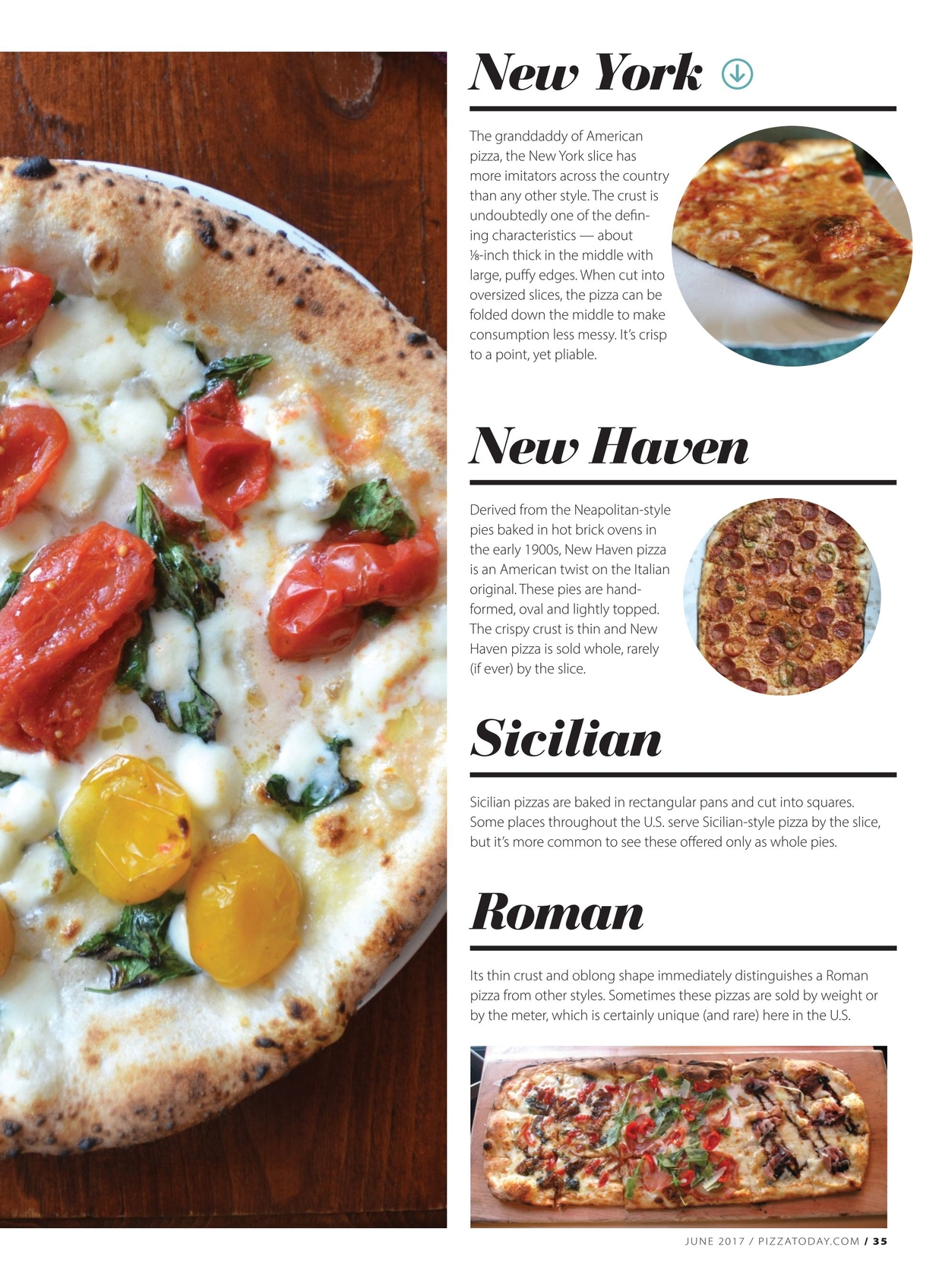 Pizza Today - June 2017 [34 - 35]