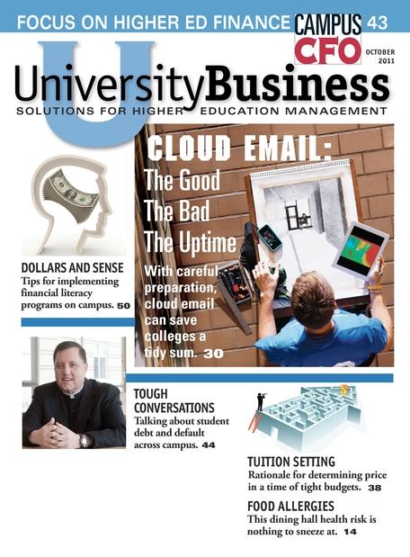 University Business - October 2011