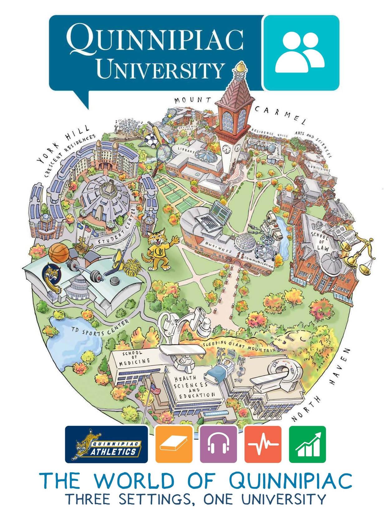 Quinnipiac University VIEWBOOK 2010 on