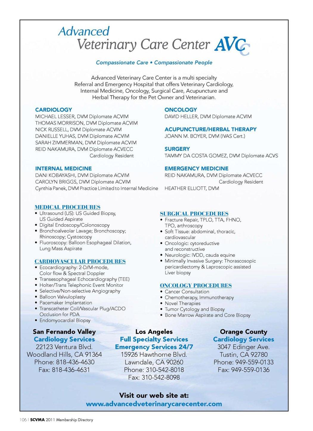 Membership Directory 2011-2012