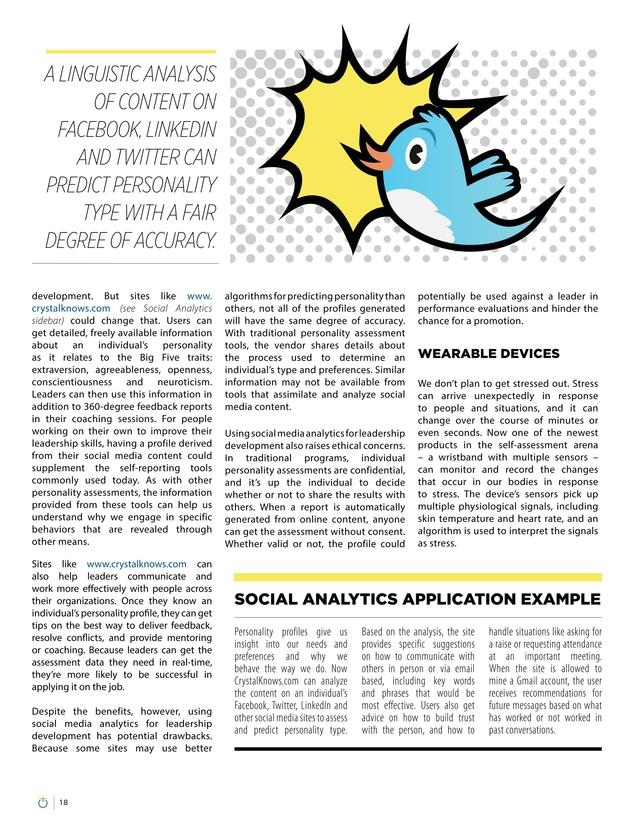Training Industry Magazine - November/December 2016