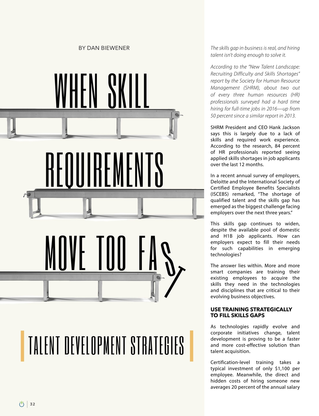 Training Industry Magazine Mayjune 2017