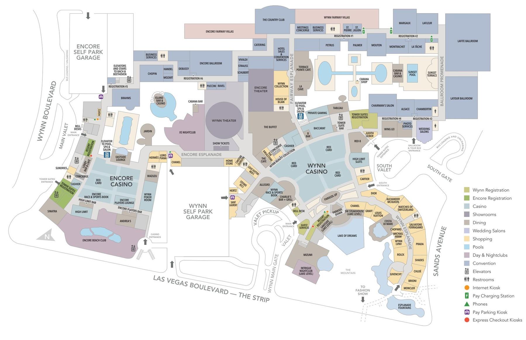 Wynn   Property Map