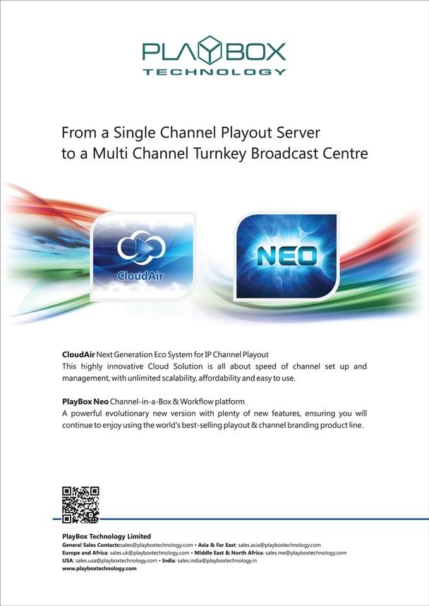 In Broadcast - December 2016