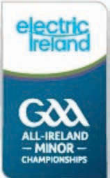 image shows the Electric Ireland GAA logo