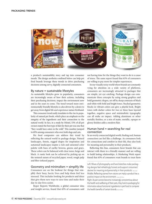 PET Food Processing - December 2018