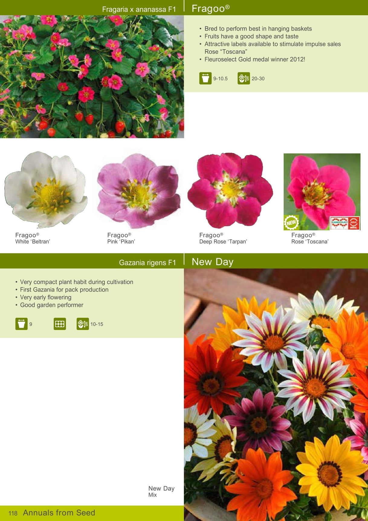 Annuals And Perennials 2014
